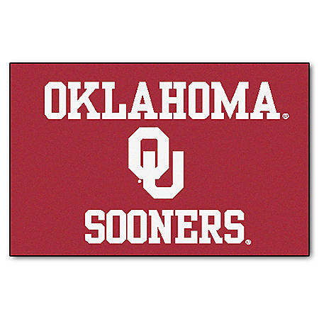NCAA - University of Oklahoma Starter Mat