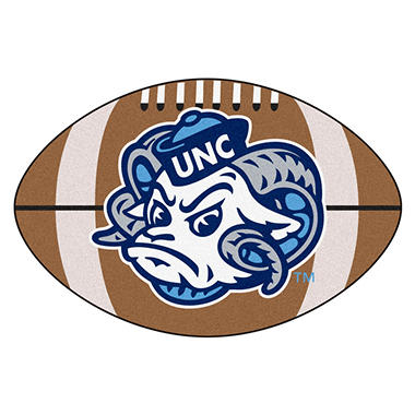 NCAA - University of North Carolina - Chapel Hill Football Mat