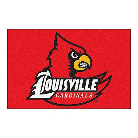 NCAA - University of Louisville Starter Mat