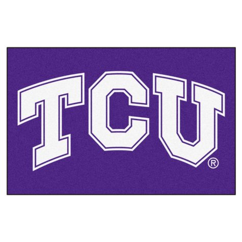 NCAA Texas Christian University Doormat