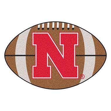 Ncaa University Of Nebraska Football Mat Sam S Club