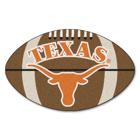 NCAA - University of Texas Football Mat