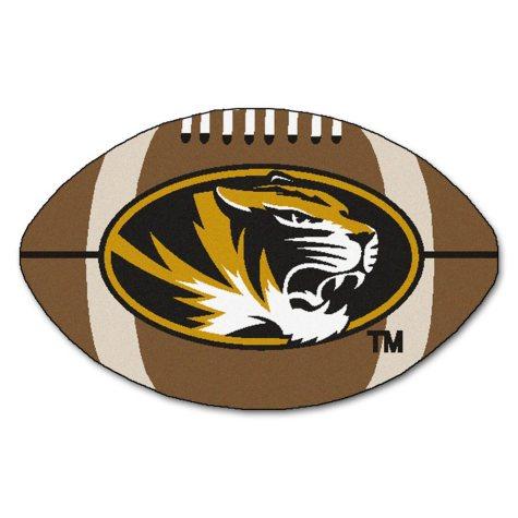 NCAA - University of Missouri Football Mat