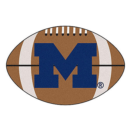 NCAA - University of Michigan Football Mat