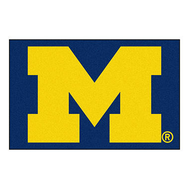 NCAA - University of Michigan Starter Mat