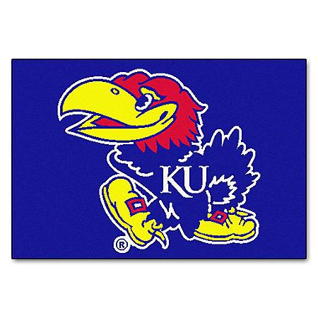 NCAA - University of Kansas Starter Mat