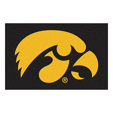 NCAA - University of Iowa Starter Mat