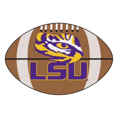 NCAA - Louisiana State University Football Mat