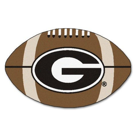 NCAA - University of Georgia Football Mat