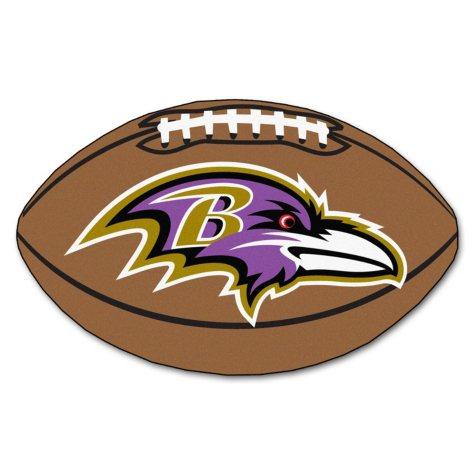 NFL - Baltimore Ravens Football Mat