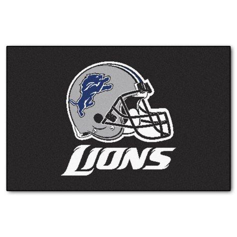NFL Detroit Lions Doormat