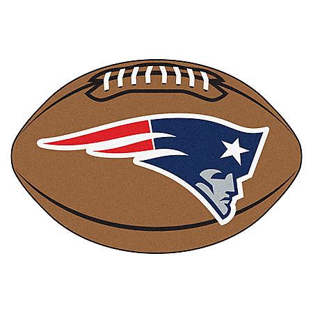 NFL - New England Patriots Football Mat