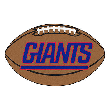 NFL - New York Giants Football Mat