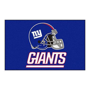 Nfl New York Giants Starter Mat Sam S Club
