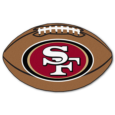 NFL - San Francisco 49ers Football Mat