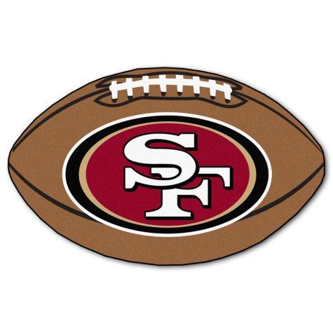NFL - San Francisco 49ers Football Mat