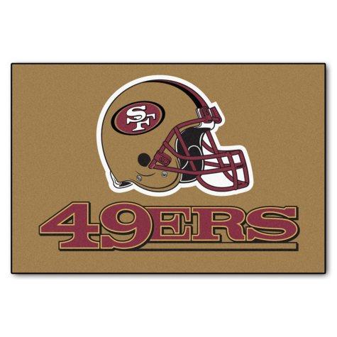 NFL - San Francisco 49ers Starter Mat