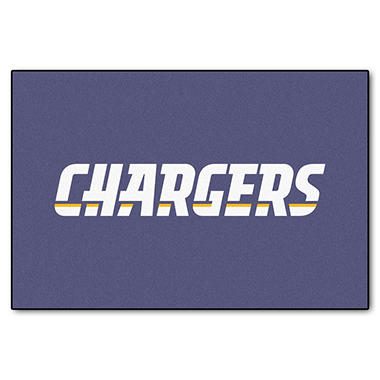 NFL - San Diego Chargers Starter Mat