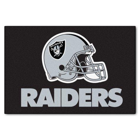NFL - Oakland Raiders Starter Mat