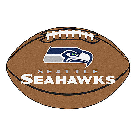 NFL - Seattle Seahawks Football Mat