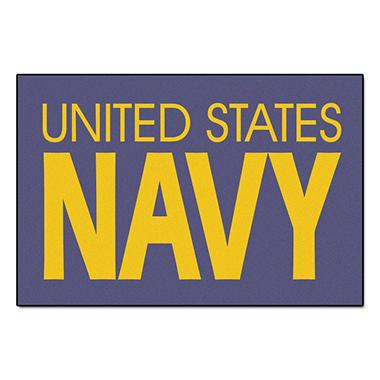 U S Navy Doormat Sam S Club