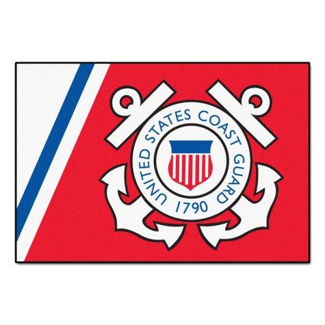 U.S. Coast Guard Doormat
