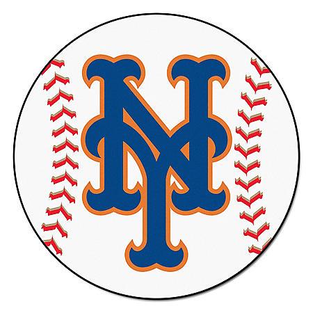 MLB - New York Mets Baseball Mat