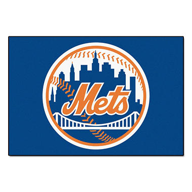 Mlb New York Mets Starter Mat Sam S Club