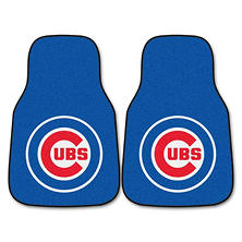MLB - Chicago Cubs 2-pc Carpet Car Mat Set
