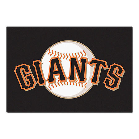 MLB San Francisco Giants Doormat