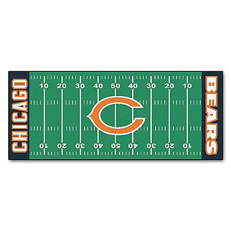 NFL - Chicago Bears Football Field Runner