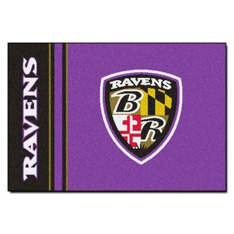 NFL Baltimore Ravens Doormat