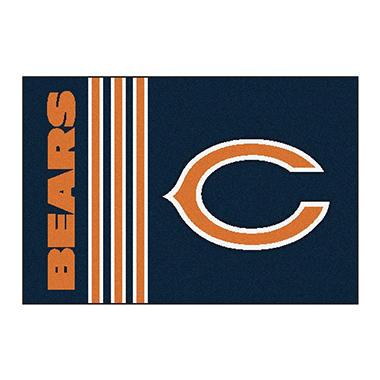 Nfl Chicago Bears Starter Mat Sam S Club