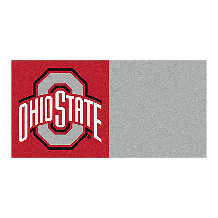 NCAA - Ohio State University Team Carpet Tiles