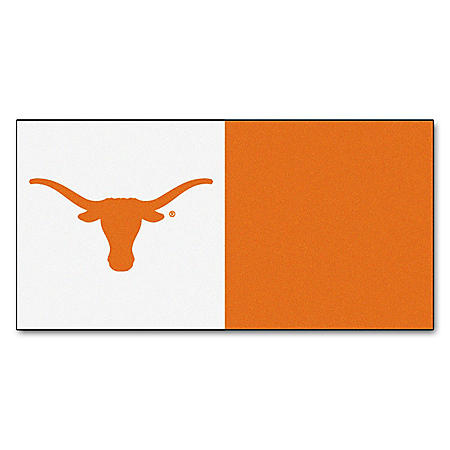 NCAA - University of Texas Team Carpet Tiles