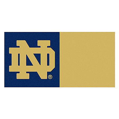 NCAA - Notre Dame Team Carpet Tiles