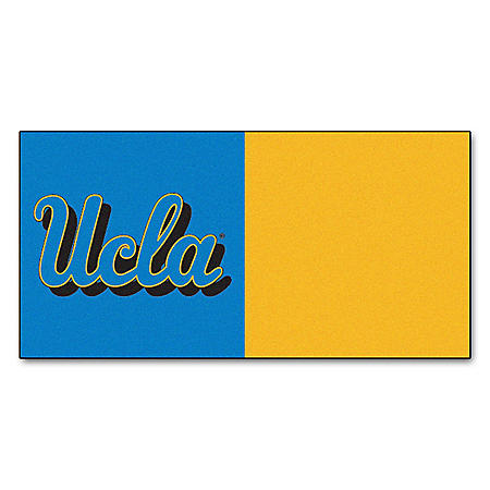 NCAA - University of California Los Angeles (UCLA) Team Carpet Tiles