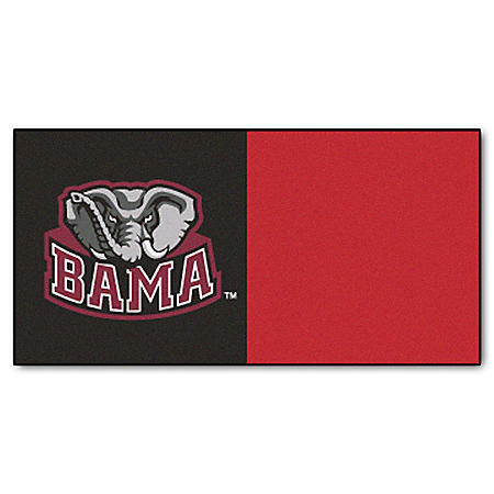 NCAA - University of Alabama Team Carpet Tiles