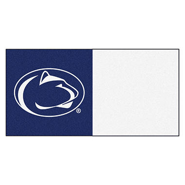 NCAA - Penn State Team Carpet Tiles