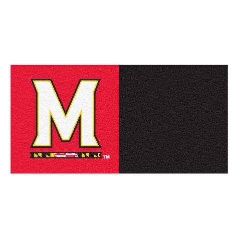 NCAA - University of Maryland Team Carpet Tiles