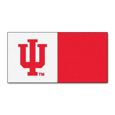 NCAA - Indiana University Team Carpet Tiles
