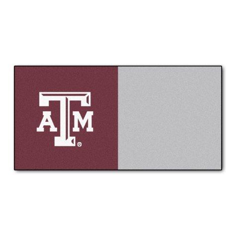 NCAA - Texas A&M University Team Carpet Tiles