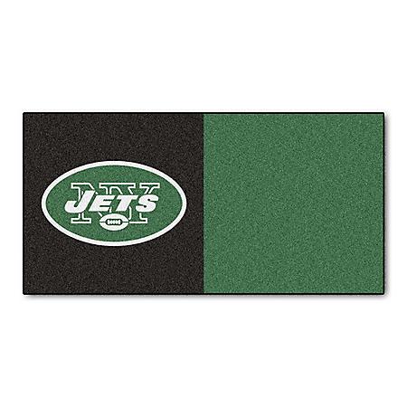 NFL - New York Jets Team Carpet Tiles