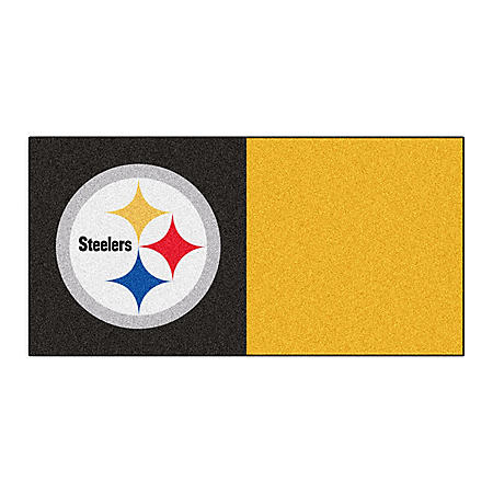 NFL - Pittsburgh Steelers Team Carpet Tiles