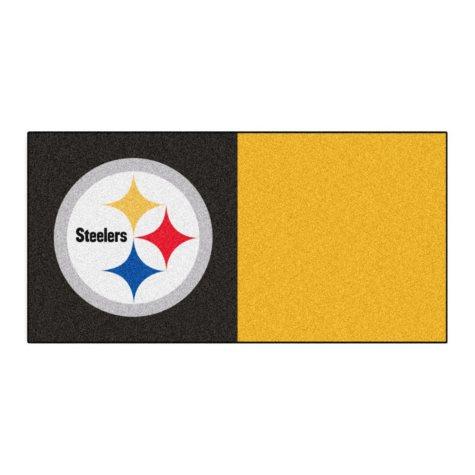 NFL - Pittsburgh Steelers Team Carpet Tiles
