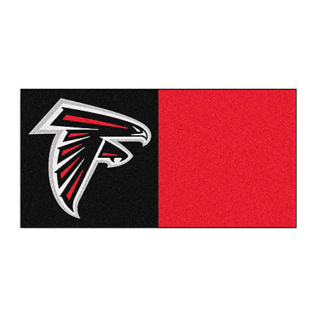 NFL - Atlanta Falcons Team Carpet Tiles