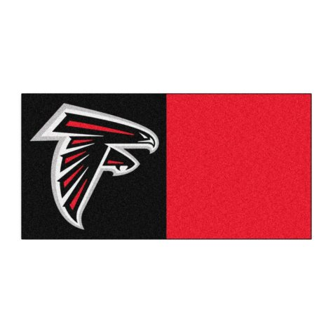 NFL - Atlanta Falcons Team Carpet Tiles