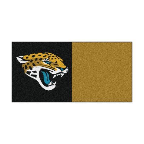 NFL - Jacksonville Jaguars Team Carpet Tiles