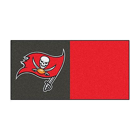 NFL - Tampa Bay Buccaneers Team Carpet Tiles