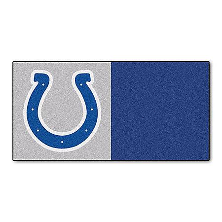NFL - Indianapolis Colts Team Carpet Tiles